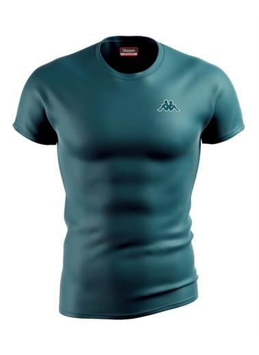 Kappa Poly.T-Shirt Baltel Petrol Petrol